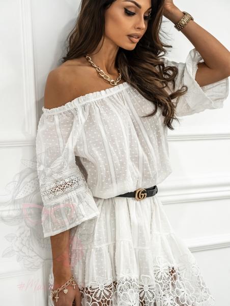 Sukienka ażurowa letnia...