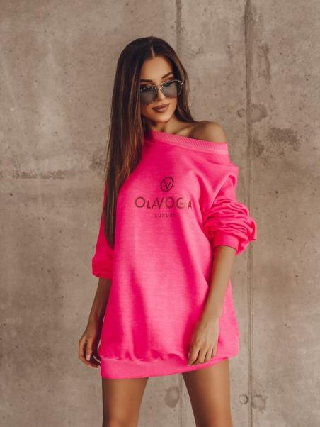 Bluza oversize Power Of...