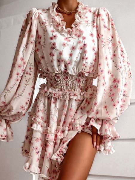 Sukienka NB Indian Summer ecru