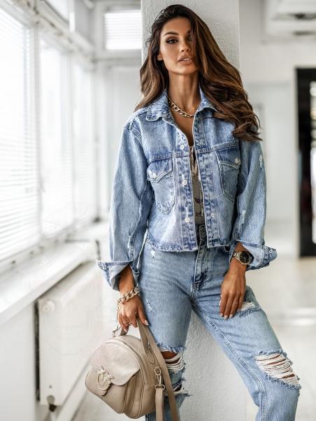 Katana jeansowa Jacket...