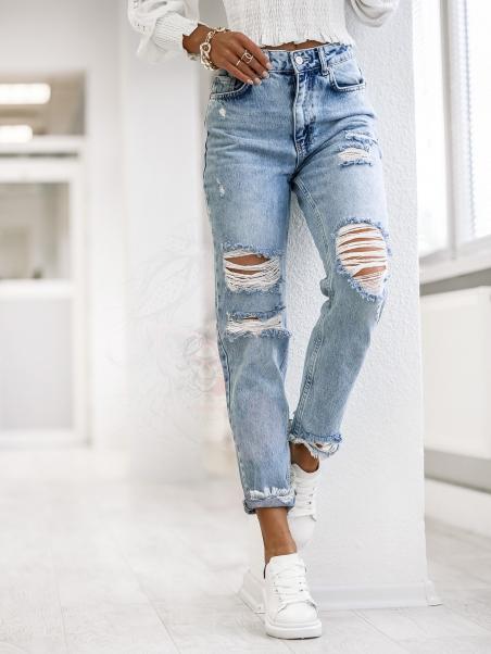 Spodnie jeansowe Mom Pants...