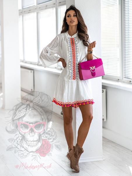 Sukienka ażurowa Summer...