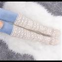 Szare welurowe sandały kokardki