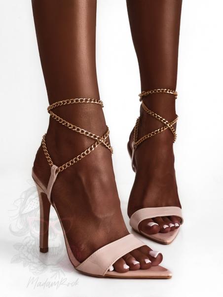 Sandały szpilki Madam...