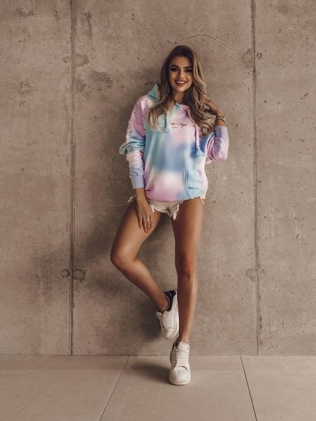 Bluza oversize Neon Vibes...