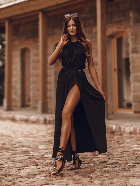 Sukienka zwiewna Maxi...