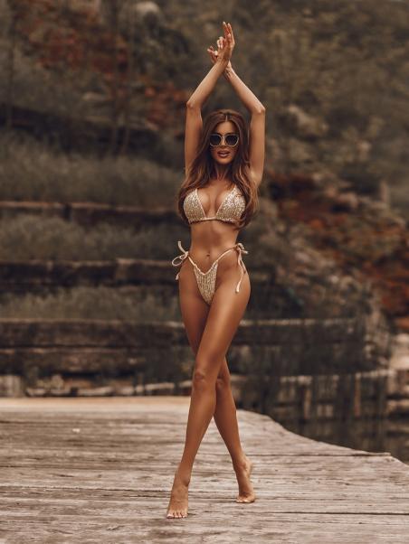 Bikini dwuczęściowe Luxury...