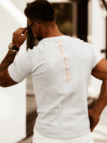 T-shirt męski bawełniany...
