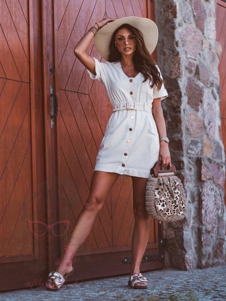 Sukienka jeansowa Sikreti...