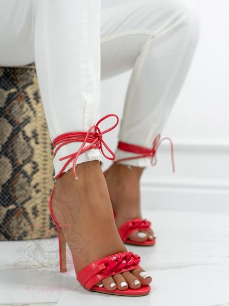 Sandały szpilki Rock Sompre...