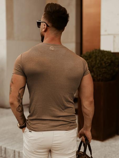 T-shirt męski Luxury Man...