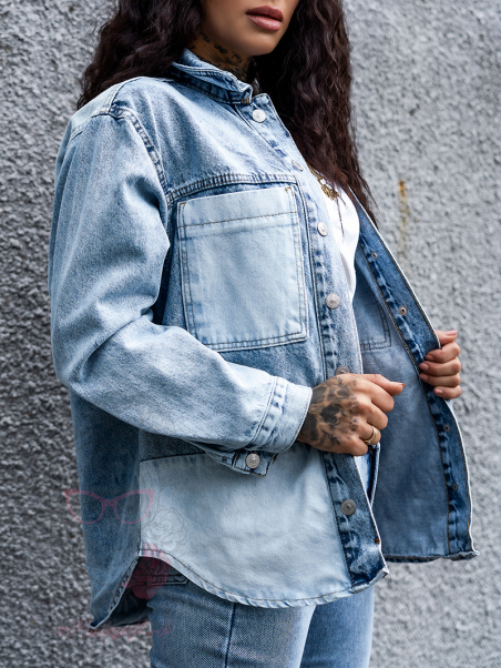 Koszula jeansowa Twince...