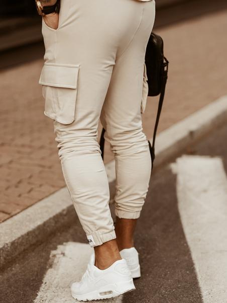 Spodnie bojówki męskie...