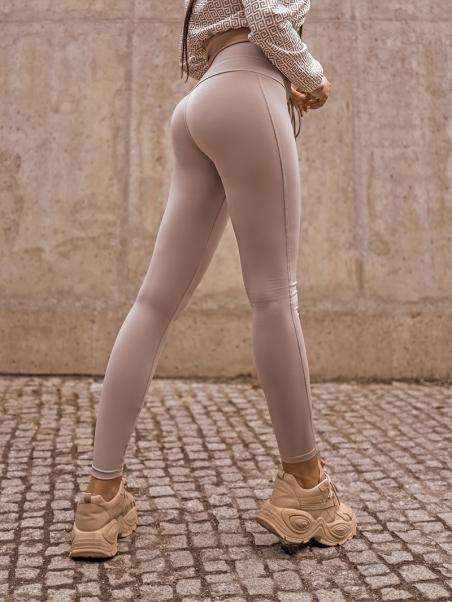 Legginsy elastyczne Gold...
