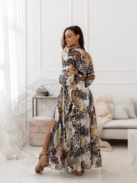 Sukienka długa Home Safari...