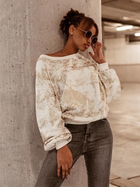 Bluza bawełniana Fancy...