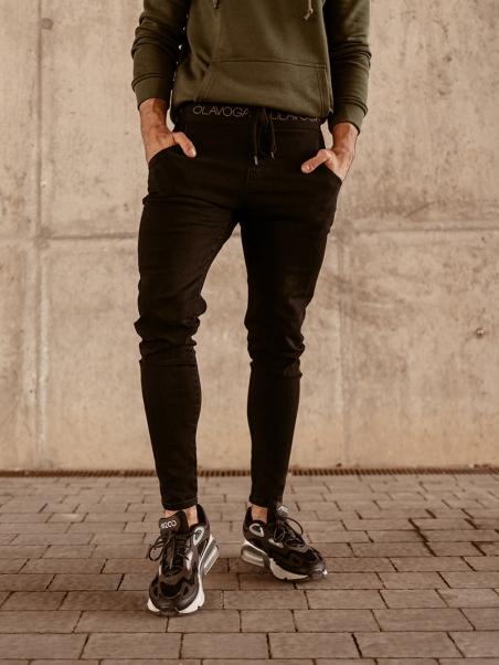 Spodnie męskie bawełniane...