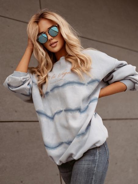 Bluza bawełniana oversize...