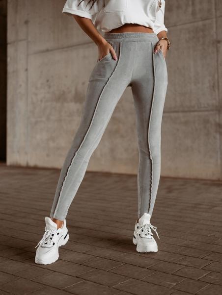 Spodnie eleganckie Simple...