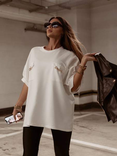 T-shirt  bawełniany...