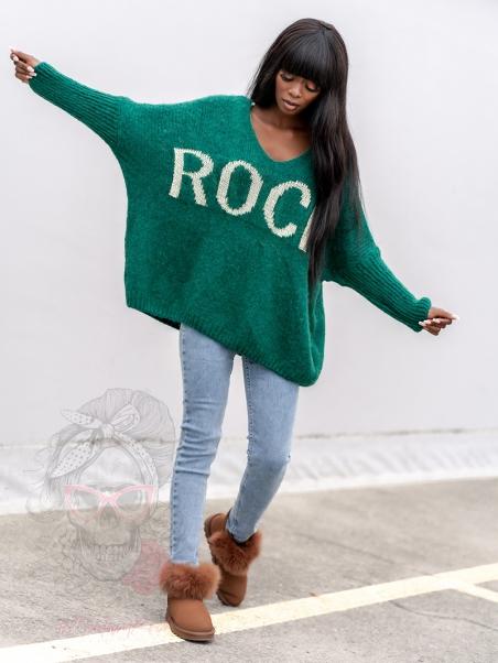 Sweter oversize MyRock...