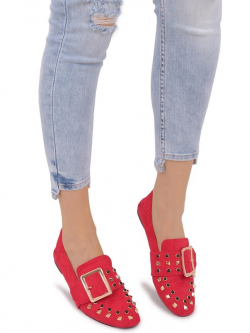 Lordsy Rock Comfortable Red