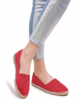 Espadryle MadamCoco Red
