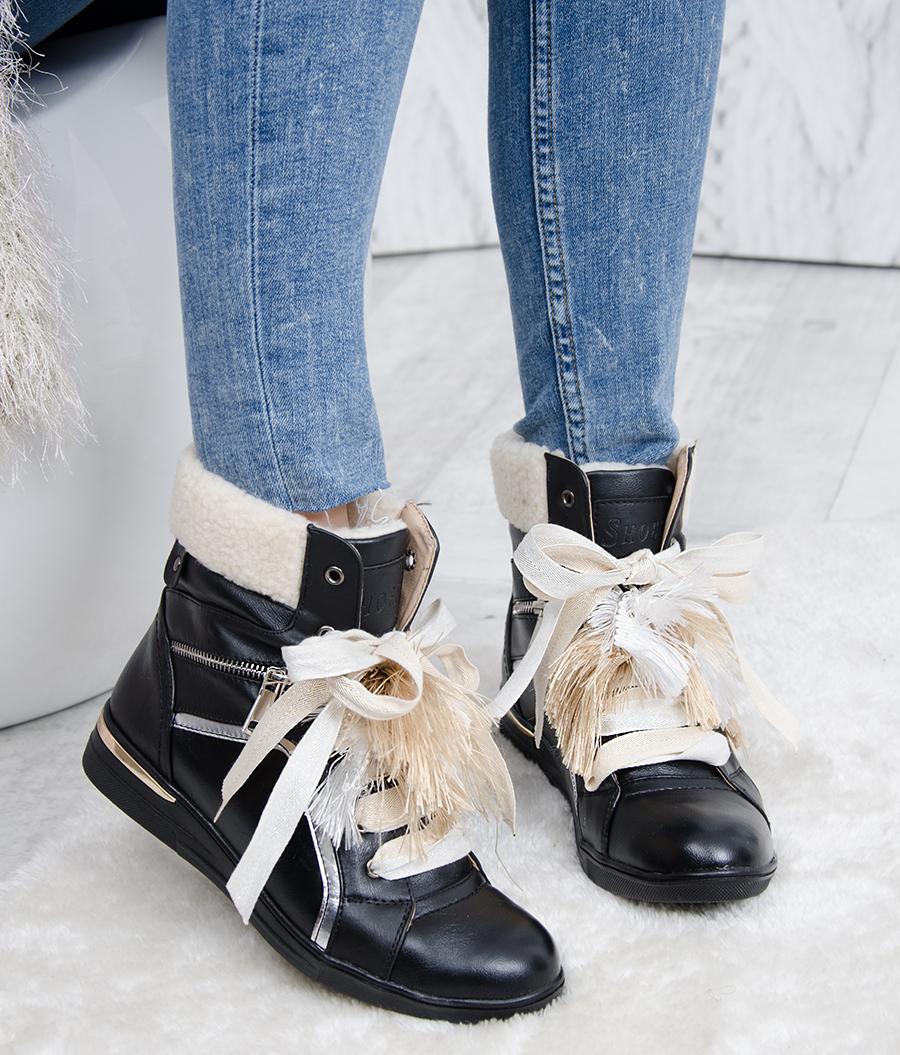 Sneakersy Madam Ba- Ga Szare