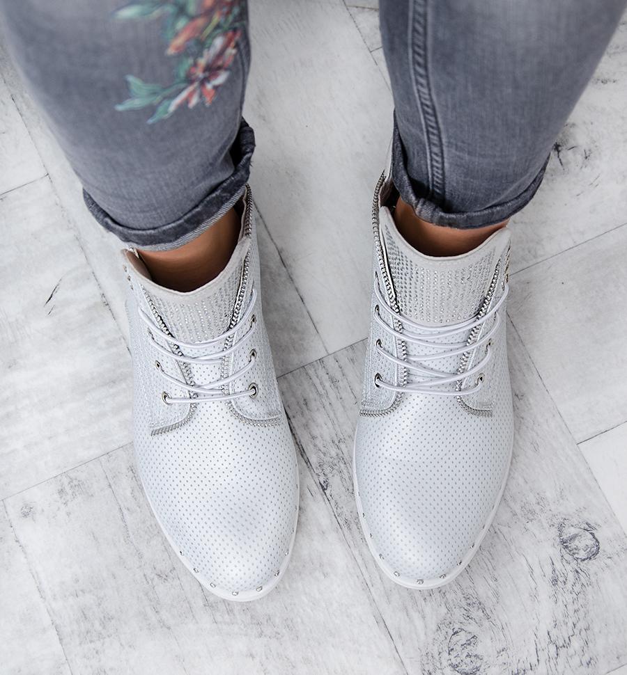 Sneakersy Madam Ba- Ga Nude