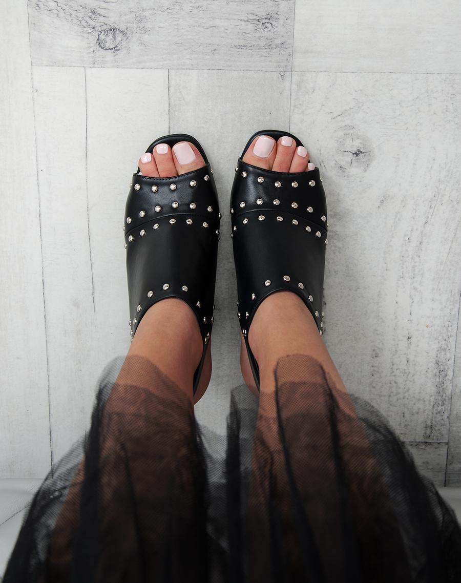Sneakersy Mini Kokardki Morelowe